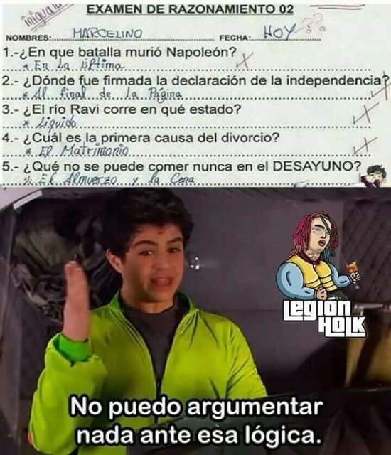 Sabes Que Estas En La Pagina Indicada Cuando Te Sale Una Lista Llena De Memes Funny Spanish Memes Memes Stupid Funny Memes