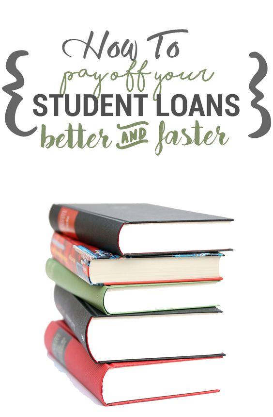 Scholarships to pay off student loans?