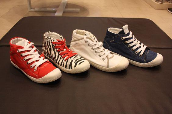 Zapatillas de Geox #DiariodeRebajas #Moda #Calzado #Rebajas #MarinedaCity #Shopping