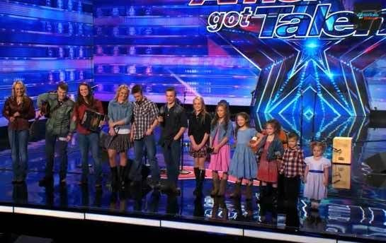 Family touched by tragedy in bribes scandal wows 'America's Got Talent' - tribunedigital-chicagotribune