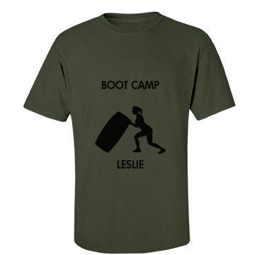 Boot Camp Tee