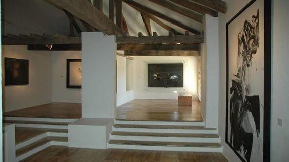 Resultado de imagen de museo de arte abstracto de cuenca