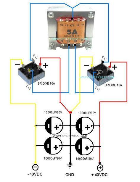 Cara Menghitung Wiring Diagram Listrik