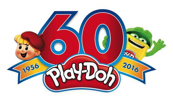 Play-Doh Kinderknete feiert den 60. Geburtstag