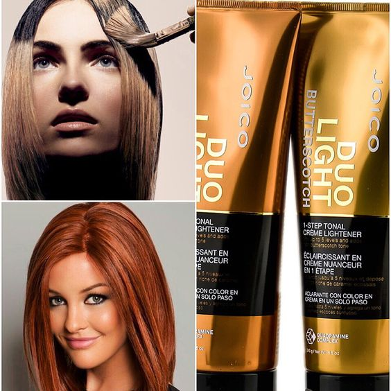 Duo lights by joico the perfect match for healthy highlights in your color our natural hair #coiffureunique #joico