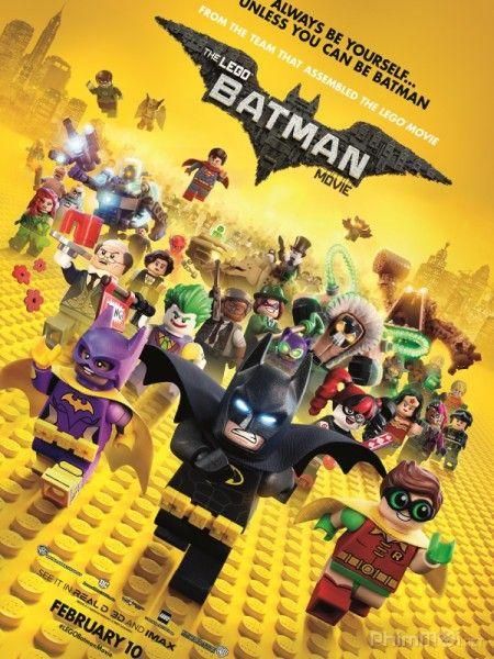 Phim Câu Chuyện Lego Batman
