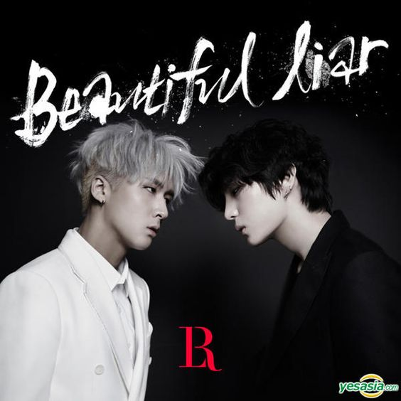 Vixx LR Mini Album - Beautiful Liar (Photo Version)