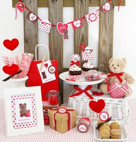 valentines day party 2