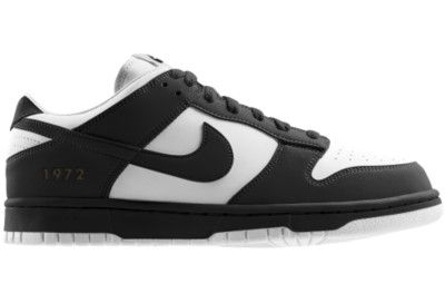 Nike Dunk Low Be True iD pour homme - Noir | Hommes - Chaussures - Sneakers