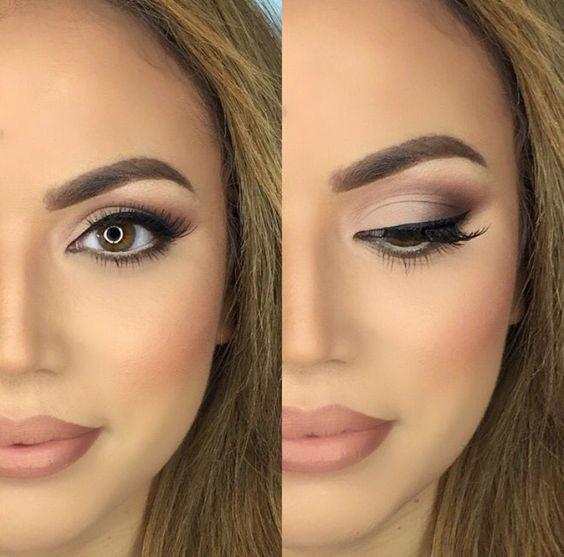 #makeup: