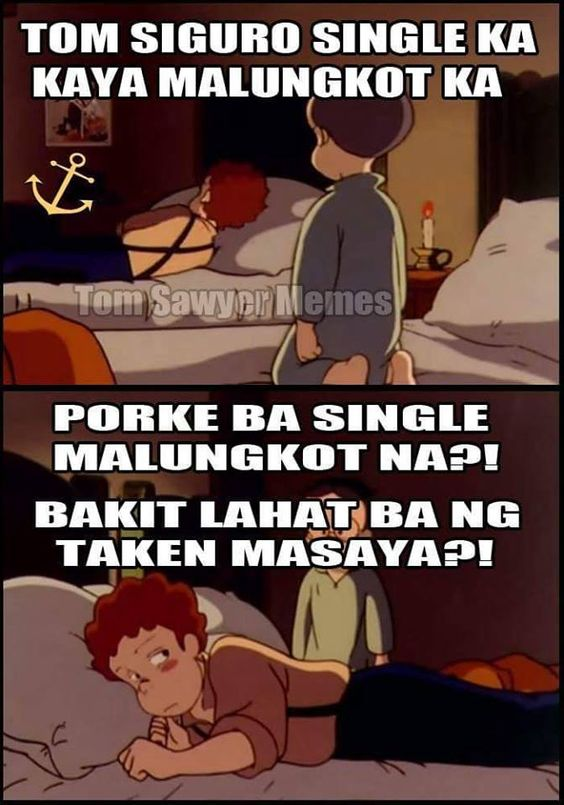 Funny Meme Questions Tagalog : Hugot lines pinoy jokes pinterest toms hilarious