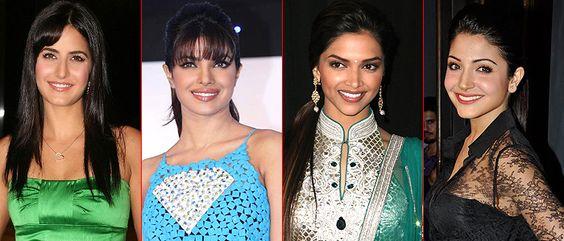 Who can be the perfect Bond girl, Priyanka, Anushka, Katrina or Deepika?
