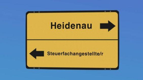 Stellenangebot Steuerfachangestellter Heidenau