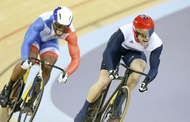 London 2012 Olympics: Kenny wins Britain's fifth cycling gold ...
