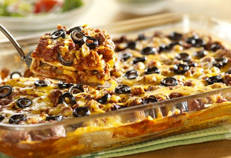 Campbell's Kitchen: Lasagna Picante