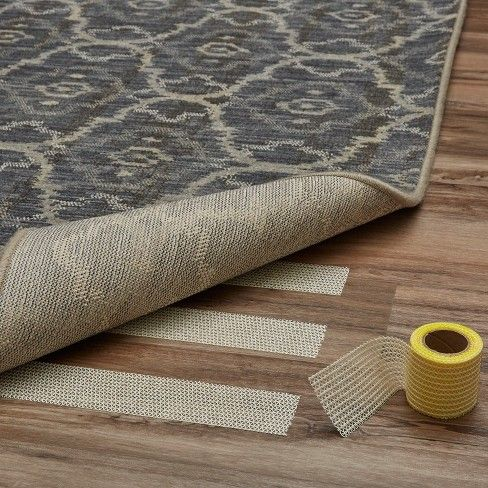 Rug Tape Grip Neutral Mohawk Home Rug Tape Natural Rug Rugs