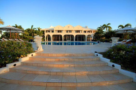 #TurksCaicos Saadet House - looks good for week long getaway