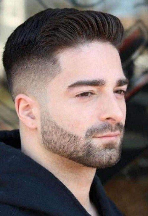 31 New Simple Hairstyles For Men 2019 New Simple Hairstyle Mens Facial Hair Styles Mens Hairstyles