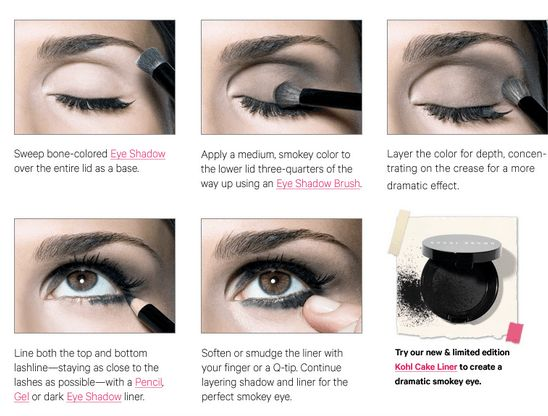 6 Easy Steps To Get Dramatic Eyes Energia