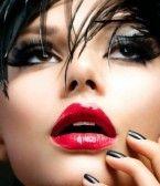 Fashion Art Girl Portrait  stock photography