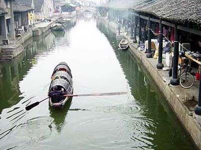 Zhouzhuang Water Town, Water Town in China, Suzhou Sightseeing, Shanghai Attractions