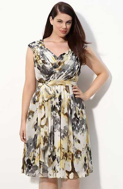 Mais #vestidos http://modaplussize.org/modelos-de-vestidos-para-gordinhas/
