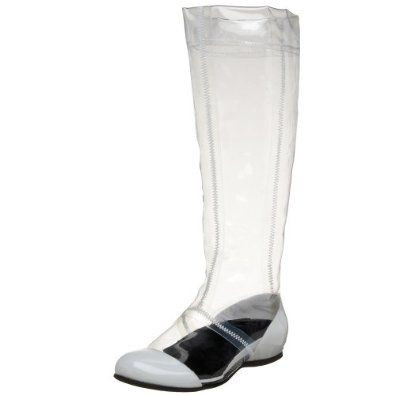 Clear Rain Boots - Cr Boot