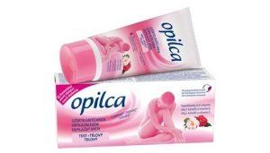 Opilca hair removal cream extracted from tea seed oil and vitamin E Size 75 ml by Opilca. $10.53. 1 item. Opilca. Size 75 ml. Opilca Hair Removal Cream (Camellia Oil and Vitamin E).   ** For all skin types. Even with sensitive skin (Armpits, Legs and Bikini zone).   Hair Removal Cream hair removal cream, skin care formulas. Natural beauty. Gently and easily remove hair and skin care can help you. With a mixture of vitamin E. Your skin will be soft to the touch and to cut the...