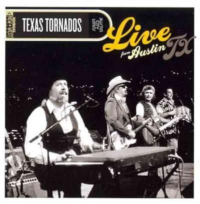 Texas Tornados - Live From Austin, TX, Yellow