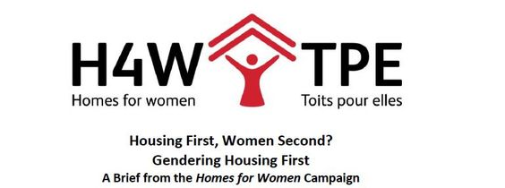 Housing First Women Second Gendering Housingfirst Gender Supportive Physical Health