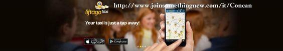 posso farti una domanda; se utilizzi spesso il Taxi e volete trovarlo subito, oppure sei un tassista e vuoi trovare subito un cliente, all'ora ascolta molto attentamente, voglio presentarti qualcosa di veramente sconvolgente per te che cerchi un taxi, a breve partirà il programma Liftago Taxi e un programma che verrà lanciato per giugno ed e gratis per chi si registra dagliuno sguardo per entrare clicca qui - http://www.joinsomethingnew.com/it/Concanto