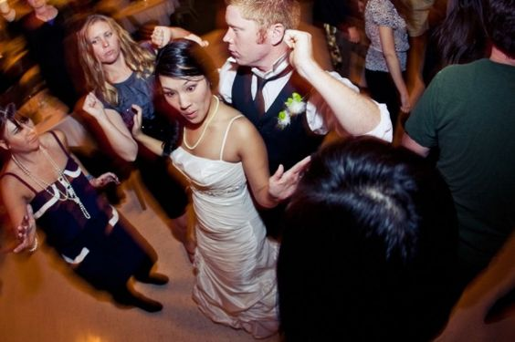 Wedding Music To Get The Dance Party Started