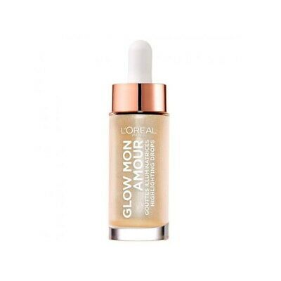 L Oreal Glow Mon Amour Highlighting Drops 15ml 0 51 Fl Oz 02 Loving Peach In 2020 Beauty Products Drugstore Burts Bees Lipstick Loreal