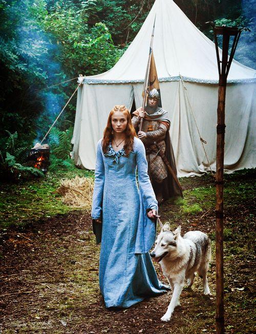 Sansa route royale