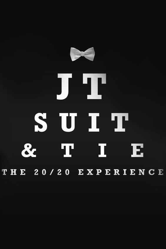 Suit and tie by Justin Timberlake