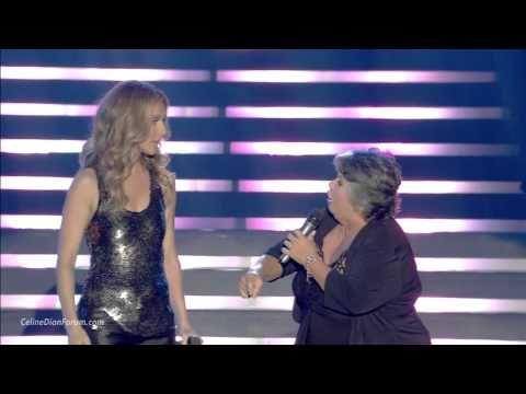 Céline Dion, Jean-Pierre Ferland and Ginette Reno - Un peu plus haut  Un grand moment vocal pour Céline et Ginette Reno, les meilleures chanteuses du Québec.
