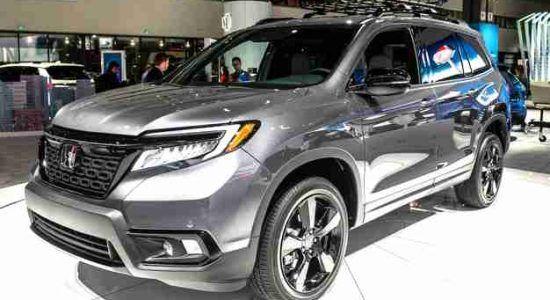 2020 Honda Passport Release Date Car Us Release Honda Passport Honda Most Reliable Suv