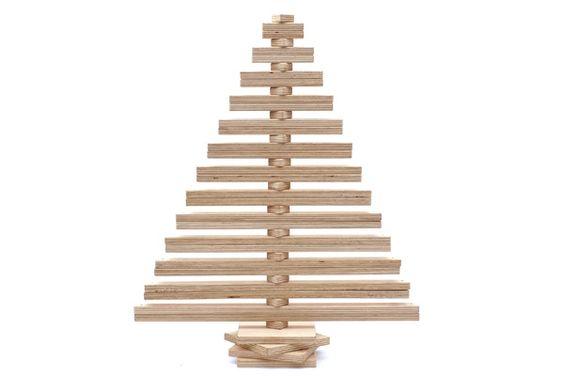One Two Tree - un arbol de Navidad moderno   emeeme