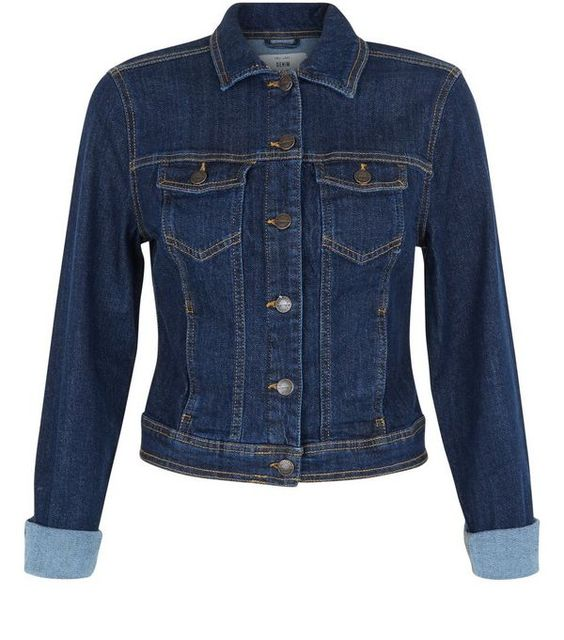Blue Denim Jacket | New Look