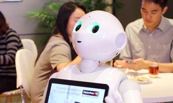 """Go ahead and """"hire"""" robots, McDonald's & Pizza Hut...."""