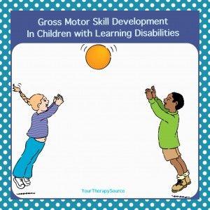 Gross Motor Development In Children With Ld Pediatric