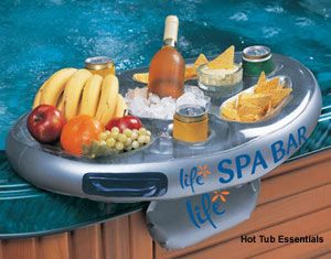 The perfect gift for a new hot tub owner!