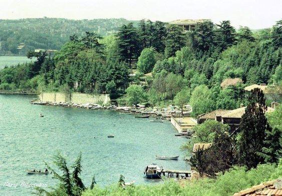 Beykoz, Yalıköy 1980'li yıllar...