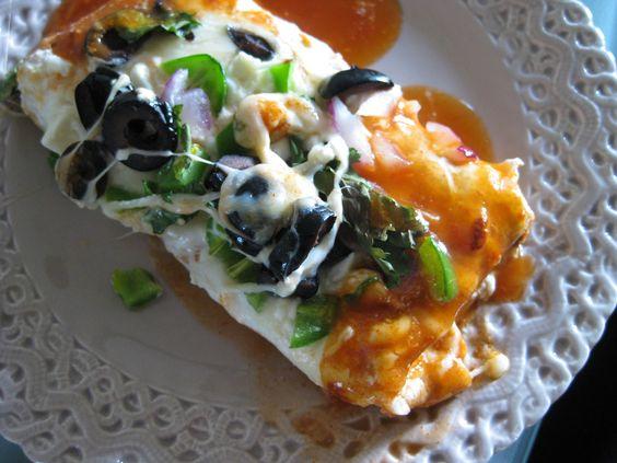 Best Enchiladas petitfoodie #cincodemayo