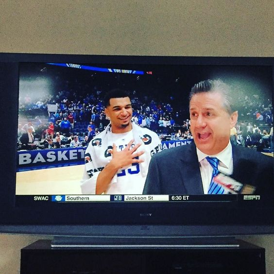 I love this kid.  __________________  @jmglitxh27 #bbn #sectournament by herkentucky