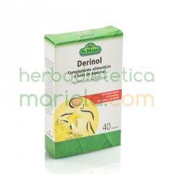Derinol Hipérico 40 Cápsulas Dr Dünner