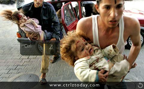 Ctrl-Z the killing of children