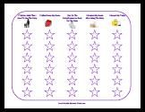 Loads of Potty Training Charts - free printables