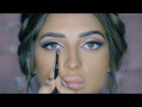شلون تسوين ميك اب ناعم ويحلي للجمعات العائلية والاصدقاء بمنتجات Mac Youtube Youtube Makeup Make Up Makeup