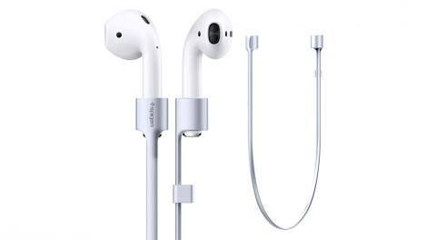 This AirPods strap misses the entire point of wireless earbuds Read more Technology News Here --> http://digitaltechnologynews.com When Apple announced its wireless AirPod headphones last week it triggered a stampede of memes making fun of how easy they're going to be to lose. Accessory maker Spigen saw this as an opportunity to sell you yet another accessory you never knew you needed.  Spigen's $10 (about 8 AU$13) AirPods Strap connects your AirPods together so they're harder to lose…